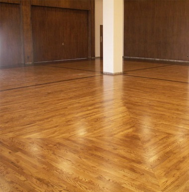 wood floor refinishing Utah