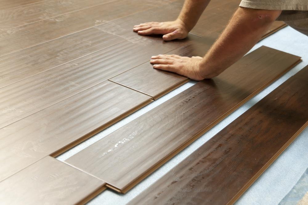 wood floor installation Draper, Utah